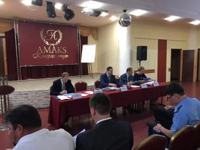 В Белгороде обсудили вопросы совершенствования законодательства в области аквакультуры
