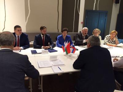 Россия и Белоруссия обсудили вопросы охраны и рационального использования водных биоресурсов на трансграничных водоемах