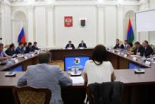 Руководитель Северо-Западного теруправления Росрыболовства принял участие в совещании по вопросам развития рыбохозяйственной комплекса и создания регионального рыбохозяйственного кластера в Республике Карелия