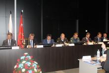 Руководитель Северо-Западного теруправления Росрыболовства принял участие в заседании Морского совета