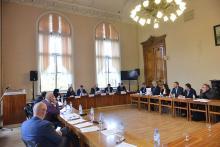 В Санкт-Петербурге прошло заседание Общественного совета при Росрыболовстве