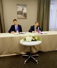 Россия и Эстония обсудили вопросы сотрудничества в области сохранения и использования рыбных запасов в Чудском, Теплом и Псковском озерах