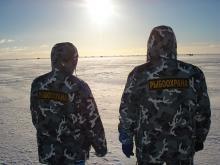 В период новогодних праздников сотрудниками рыбоохраны Северо-Западного теруправления Росрыболовства изъято 450 незаконных орудий лова