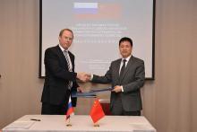 Россия и Китай обсудили вопросы сотрудничества в рыбной сфере