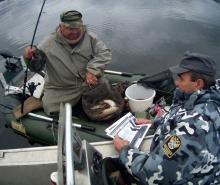 Рыбоохрана Северо-Запада выписала штрафов на 747 тысяч рублей