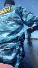 Инспекторы рыбоохраны в Карелии за неделю изъяли у браконьеров 124 незаконных орудия лова