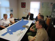 В Гдове прошло совещание по вопросам сохранения водных биологических ресурсов