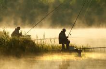 В городе и Ленобласти начал действовать осенний запрет на ловлю рыбы