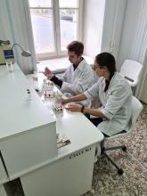Студенты Санкт-Петербургского госуниверситета ветеринарной медицины прошли производственную практику во ВНИРО