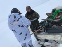 Госинспектора рыбнадзора по Псковской области с начала промысла 2021 года выявили нарушения порядка уведомления органов рыбоохраны о начале ведения промысла