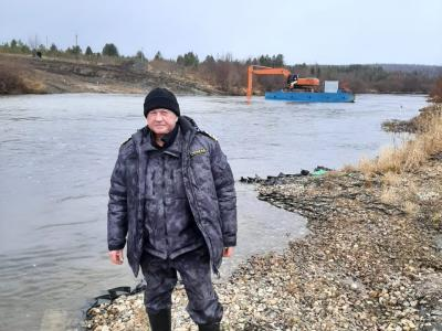 Реки Ижма и Ухта под контролем сотрудников рыбоохраны по Республике Коми