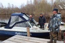 На Онежском озере прошли межведомственные рейды сотрудников рыбоохраны и полиции