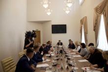 В Великом Новгороде вновь обсудили программу выполнения рыбохозяйственной мелиорации озера Ильмень