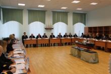 В Санкт-Петербурге проходит совещание, посвященное стратегическим задачам развития трудового потенциала рыбохозяйственного комплекса