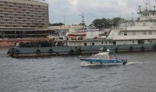 В период майских праздников инспекторами рыбоохраны Северо-Западного территориального управления Росрыболовства изъято 1029 незаконных орудий лова