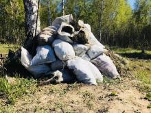 Сотрудники Северо-Западное теруправления Росрыболовства изъяли почти 11 тысяч метров бесхозных сетей в рамках проведения акции «Всероссийский день без сетей»
