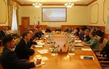В Санкт-Петербурге состоялось первое совещание межведомственного объединенного штаба как основного органа управления по контролю и надзору в области рыболовства