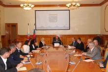В Администрации Ленинградской области обсудили развитие рыбохозяйственного комплекса региона