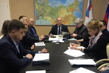 В Северо-Западном территориальном управлении Росрыболовства на рабочем совещании обсудили предварительные итоги работы