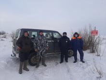 Госинспектора рыбнадзора и сотрудники ГИМС МЧС России провели рейд в Новгородской области
