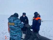 В Новгородской области на озере Ильмень проведены межведомственные контрольно-надзорные мероприятия