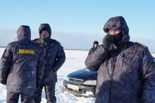Госинспектора рыбоохраны по Санкт-Петербургу и Ленинградской области провели мероприятия в сфере рыболовства и сохранения водных биологических ресурсов