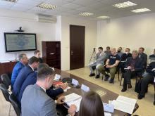На встрече в Правительстве Вологодской области представители Северо-Западного территориального управления Росрыболовства обсудили вопросы развития аквакультуры в регионе