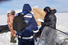 Сотрудники рыбоохраны по Вологодской области продолжают контрольно-надзорные мероприятия за соблюдением законодательства в области рыболовства и сохранения водных биологических ресурсов