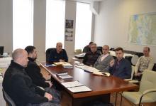Начальниками региональных отделов Северо-Западного территориального управления Росрыболовства представлены на утверждение планы рыбоохранных мероприятий на 2021 год