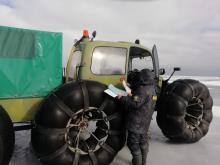 Сотрудники рыбоохраны Псковской области проводят совместные контрольно-надзорные мероприятия