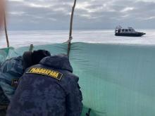 В выходные дни госинспекторами рыбнадзора по Новгородской области проведены рыбоохранные мероприятия на озере Ильмень