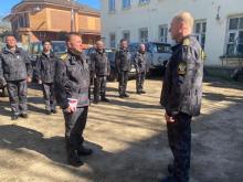 В отделе рыбоохраны по Новгородской области проведен смотр сил и средств
