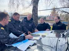 Руководитель Северо-Западного территориального управления Федерального агентства по рыболовству продолжил поездку по Новгородской области