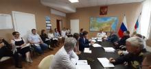 На еженедельном совещании при руководителе Северо-Западного ТУ Росрыболовства начальники отделов доложили о результатах проделанной работы