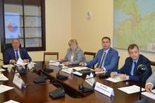 В Санкт-Петербурге состоялся Ленинградский областной (региональный) рыбохозяйственный Совет