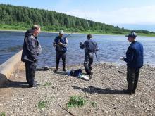 Инспекторами рыбоохраны по Республике Коми на реках Ижма и Ухта проведены рыбоохранные мероприятия и профилактические беседы