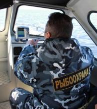 Инспекторы отдела рыбоохраны по Республике Карелия изъяли 14 незаконных сетных орудий лова
