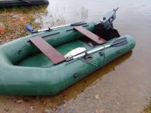 В Псковской области на оз. Ордосно пресечена незаконная добыча (вылов) водных биологических ресурсов