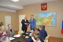 На еженедельном совещании начальники отделов Северо-Западного ТУ Росрыболовства обсудили вопросы текущей деятельности