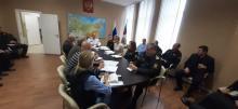Руководитель Северо-Западного ТУ Росрыболовства Александр Христенко провел заседание штаба путины
