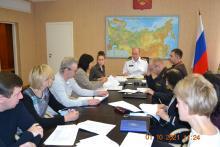 В Северо-Западном ТУ Росрыболовства состоялось заседание Рабочей группы по разработке предложений по внесению изменений в Правила рыболовства для Северного рыбохозяйственного бассейна