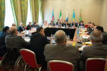 В Санкт-Петербурге прошло 35-е заседание Комиссии по водным биоресурсам Каспийского моря