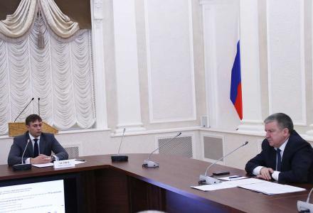 Денис Беляев принял участие в совещании по вопросам развития рыбохозяйственной отрасли в Республике Карелия