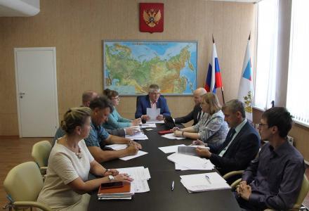 В Санкт-Петербурге состоялось заседание Северо-Западного бассейнового научно-промыслового совета