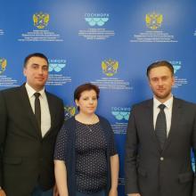 Денис Беляев провел совещание в Новгородском отделении ФГБНУ «ГосНИОРХ»