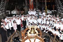 Дайджест кругосветки: парусники Росрыболовства преодолели почти 17 тысяч морских миль