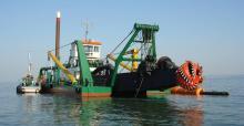 Завершение работы по рыбохозяйственной мелиорации