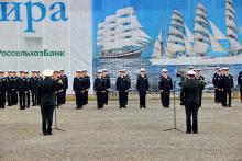 «Крузенштерн» завершил трансатлантическую экспедицию в порту Калининграда