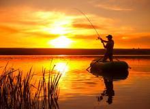 На водоемах Карелии и соседних областей ограничивается рыболовство
